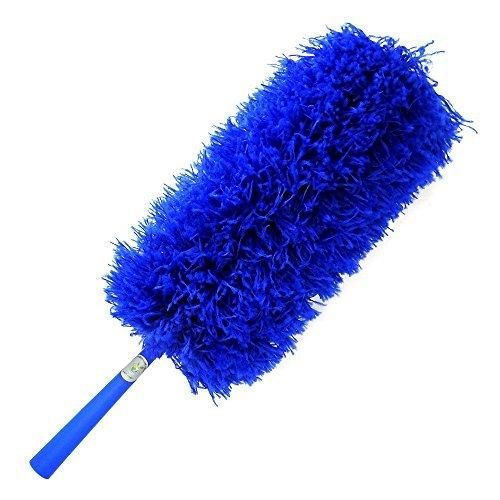 Janitorial Microfiber Dusters: Best For JanSan Commercial Grade Business Cleaning Dusting Wand Lot Wholesale Industrial Strength Duster CleansGreen Reinforced Handle Washable Safe For Electronics