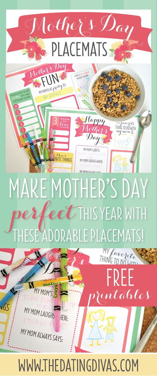 Mother s Day Crafts and Gifts