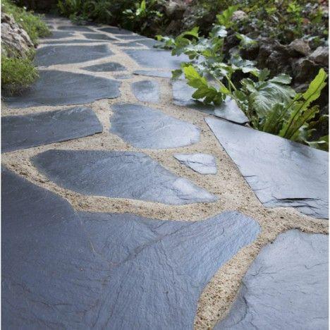 Opus Ardoise d'Espagne en pierre naturelle, ép. 2 cm - 20.60€ le m2