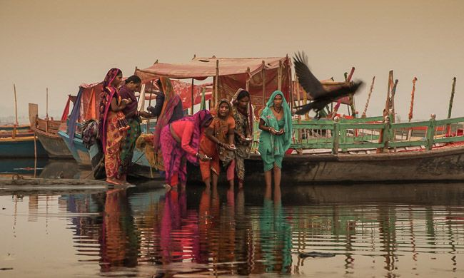 Vrindavan photos   nyugati önkéntesek szemetet gyűjtenek Indiában. Gyönyörű indiai fotók!