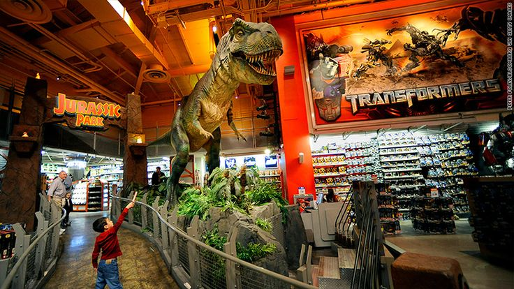 Toys 'R' Us to open a Times Square pop up shop for the holidays