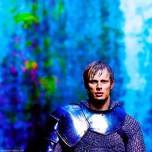 Knight in Shining Armor. I really need to stop pinning Merlin stuff...