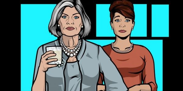 NYCC Archer Cast and Crew Reflect On Vice Tease Season 6 - The cast and crew of the FX animated comedy kept their New York Comic Con panel light, teasing developments for the upcoming sixth season.