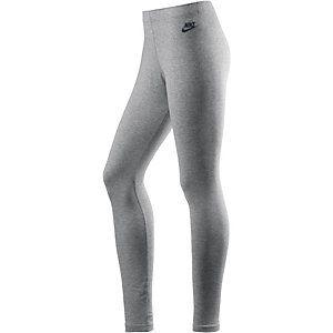 <title>Nike LEG A SEE Leggings Damen grau im Online Shop von SportScheck kaufen</title>