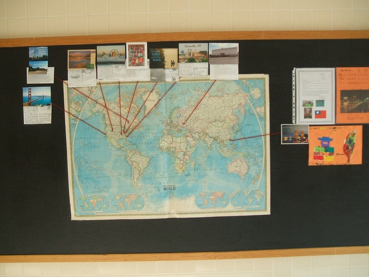 Lesson Plans Traveling Around The World Preschool