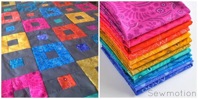 17 Best Images About A Quilt Square In A Square On