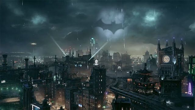 BATMAN ARKHAM KNIGHT FULL - Full Oyun Full Program Full Film İzle İndir