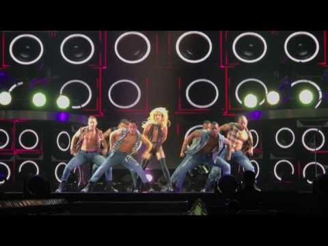 (20) Gimme More - Britney Spears Live In Bangkok - YouTube