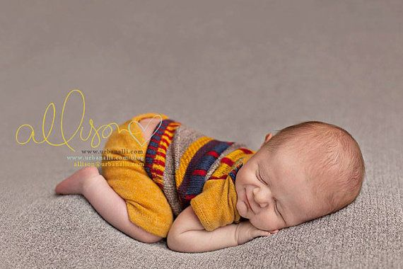 newborn boy set Arlo  photography prop  shorts by adorableprops