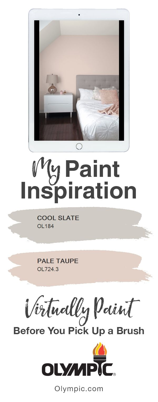 17 best digital paint color tools by olympic paints images for Paint your own room visualizer