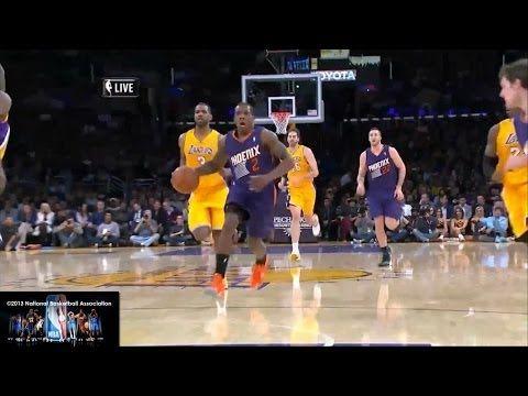 Eric Bledsoe Suns Offense Highlights 2013/2014 - Speed // Finisher // Acrobat #ericbledsoe