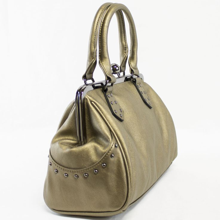 Margo Kisslock Satchel | Discount Purses | Handbag Heaven