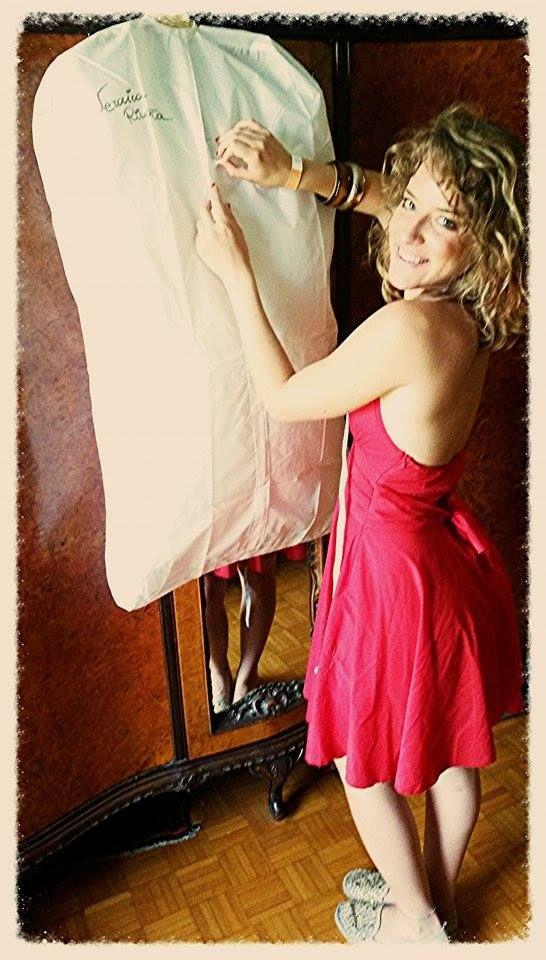 La consegna dell'abito da sposa firmato Veronica Rivalta!  http://www.finchesponsornonvisepari.blogspot.it/2015/06/la-consegna-dellabito-da-sposa-firmato.html  #finchesponsornonvisepari #saraheluciano #20giugno2015 #savethedate #veronicarivalta #atelierveronicarivalta #abitosposa #sposa #nozzeconsponsor #wedding #matrimonio #vestito #bianco #yesido #bride