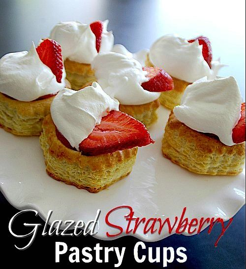This would make such a great food item for a high tea. And soooo easy too.