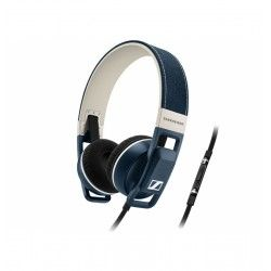 SENNHEISER URBANITE Galaxy Denim, Nowe słuchawki nauszne Sennheisera z serii Urbanite są doskonałym wyborem dla wspaniałego dźwięku, głębokiego basu i miejskiego stylu.  Dzięki niemu możesz swobodnie dzwonić i zarządzać muzyką. Uliczny styl serii Urbanite jest doskonale połączony z wytrzymałością. Słuchawki są wyposażone w trwałe metalowe elementy, które nie poddają się presji życia w mieście.  Legendary Sennheiser sound featuring massive bass, smooth midrange and extended treble.