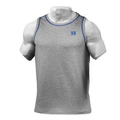Better Bodies Performance Tank är utformad och designad för att hålla din kropp torr och bekväm under fysiska aktiviteter. Med detta linne så får du en mer skräddarsydd passform som fokuserar på att fram ditt atletiska utseende.