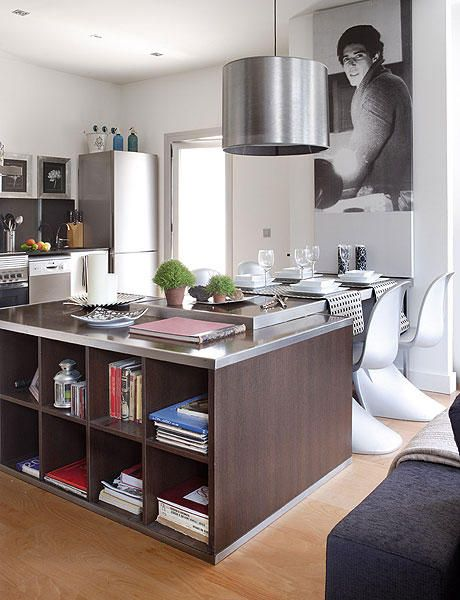 Beautifully Decorated Small Apartment  