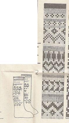 sock pattern