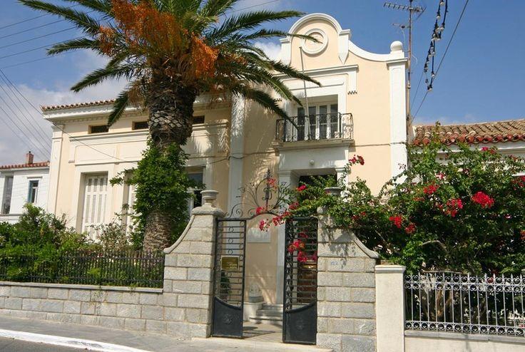 Kairis library Andors, Greece