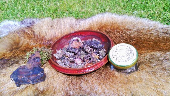 Spruce resin, Magic, Witchcraft, incense, Wood, Hedge Witchcraft