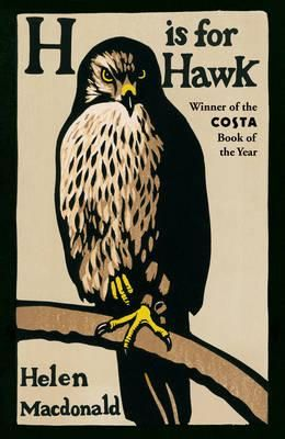 H is for Hawk - Helen Macdonald - a book about natural history. Beautifully written but required a great deal of concentration - a very interrogative book.