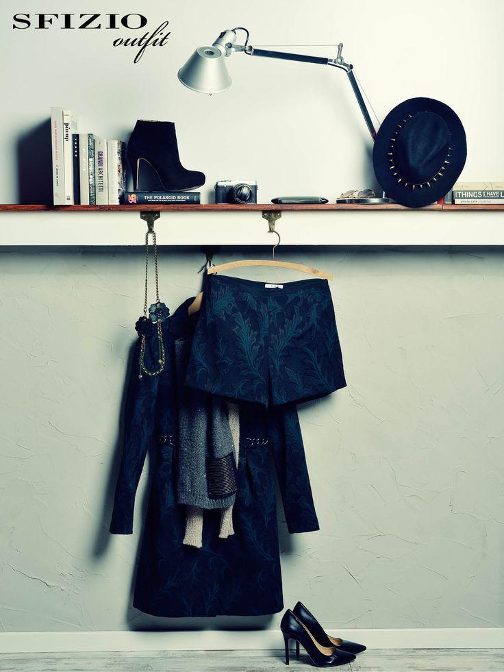 outfit -Un tocco di stravaganza è fondamentale.