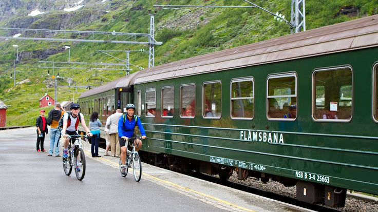 Flåmsbana Railway - via Sarah Menzies