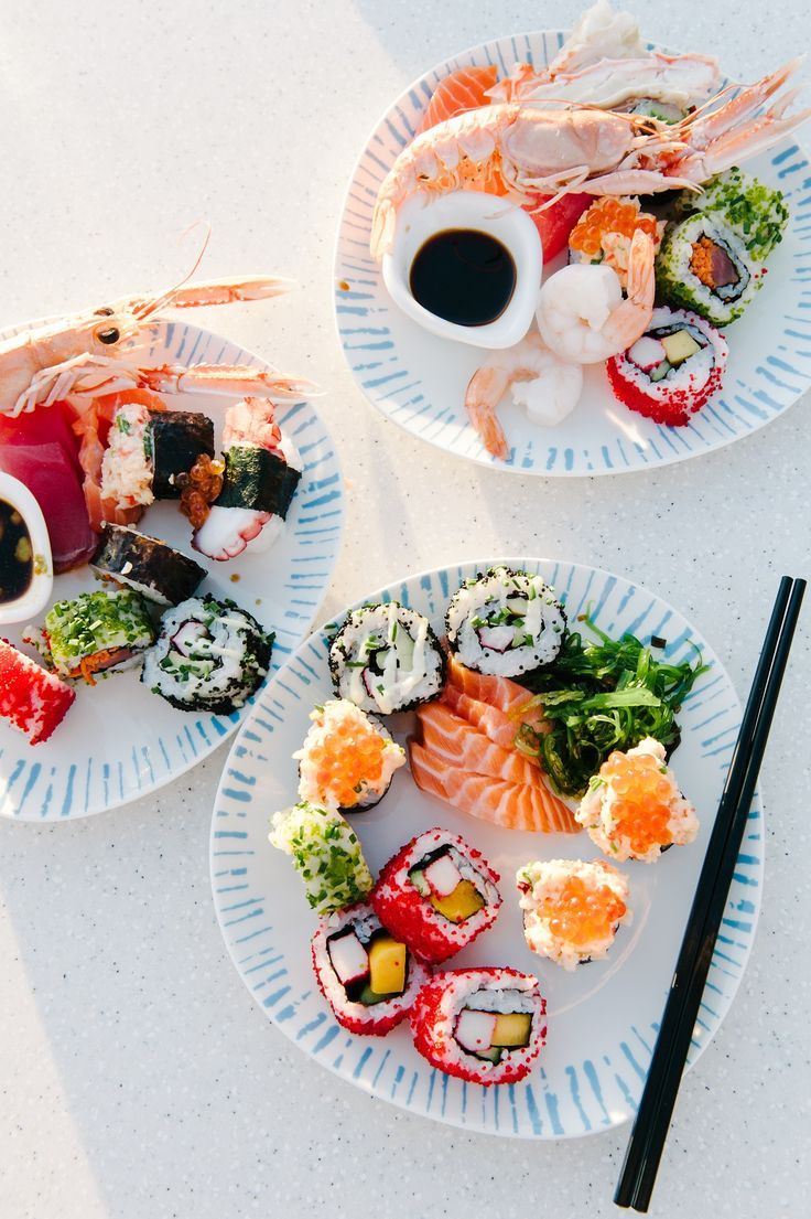 Fresh seafood onboard Viking Star – all day, every day.