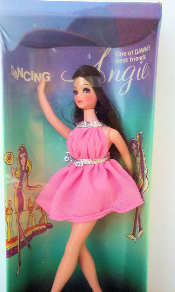 Topper Dawn Doll Dancing Angie | Dolls I Own from my ...
