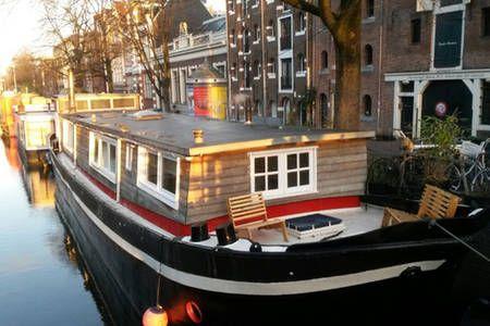 Amsterdam Boat & Yacht Rentals - Airbnb