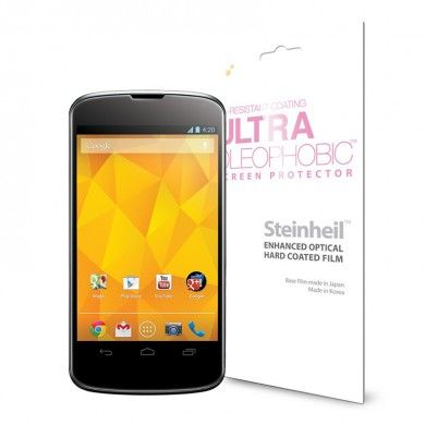 Protector Pantalla Nexus 4 Spigen SGP Steinheil LCD Ultra Oleophobic