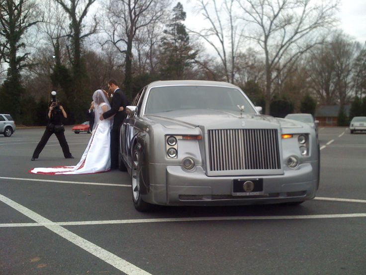 Car Rolls Royce Phantom Limo Rolls Royce Limo Wedding