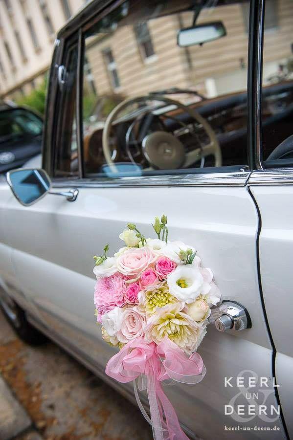Blumen Autodekoration Hannover - Milles Fleurs