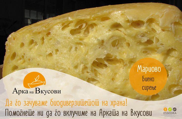 Bieno cheese:http://www.slowfoodfoundation.com/ark/details/1791/mavrovo-bieno-sirenjes#.VOEE8PnF-So