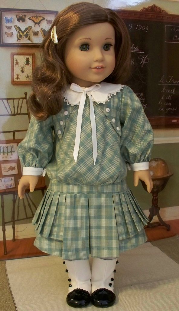 1910 S Double Skirting American Girls Dolls And Girl Dolls