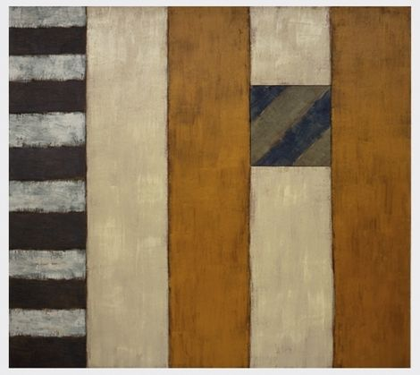 Sean Scully, Rainfall 1988 on ArtStack #sean-scully #art