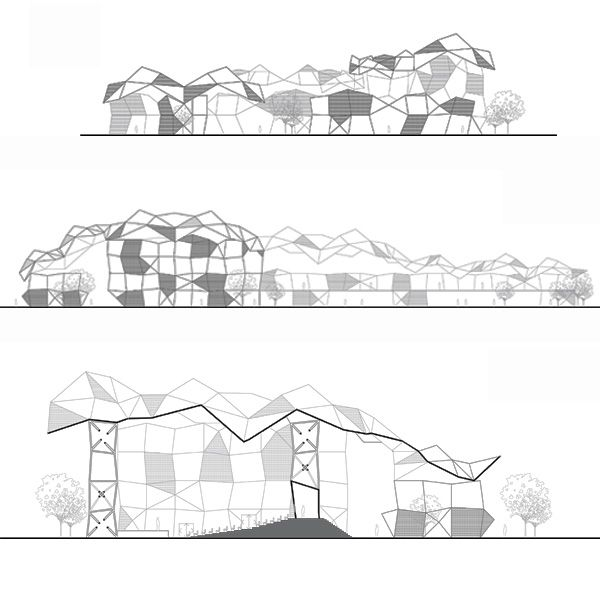 KMUTT Learning Center is a Study on Biomimicry
