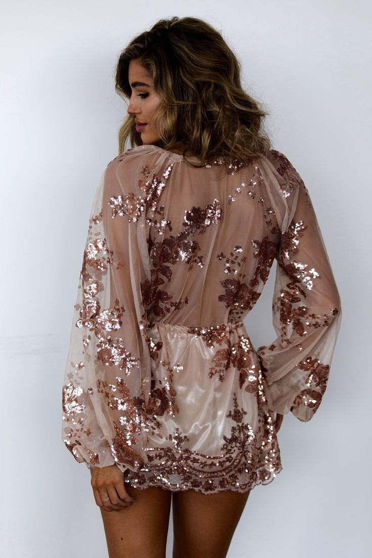 Terrestrial Mini Dress - Copper | @andwhatelse                                                                                                                                                                                 More