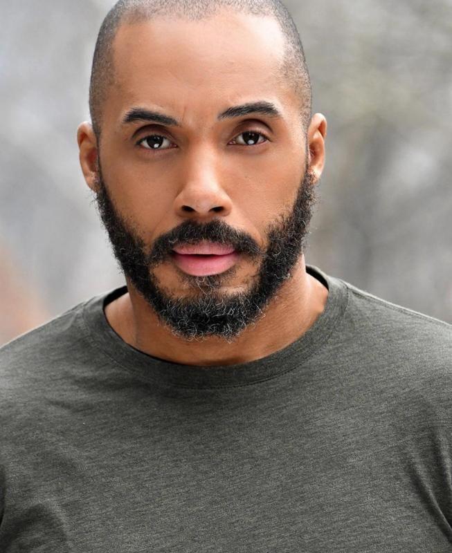 Rio Rocket, actor headshot