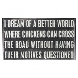 chicken signThe Roads, Laugh, Dreams, Quotes, Chicken Coops, Funny Stuff, Humor, Chicken Crosses, Things