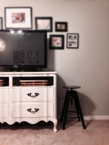 DIY Dresser Remodel from a Vintage Dresser turned Shabby Chic!