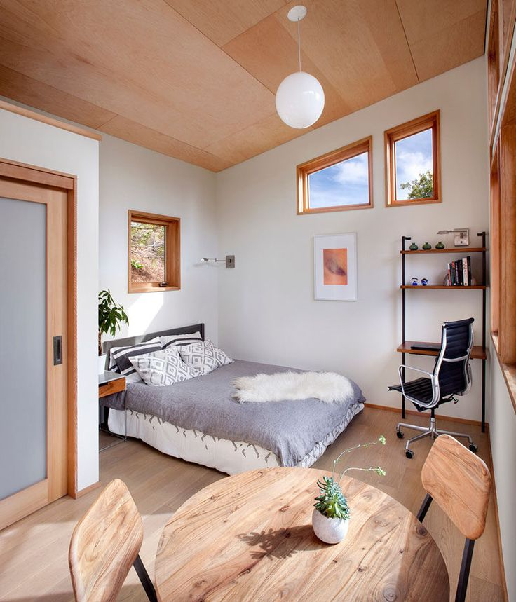 10 Great Ideas To Jazz Up A Small Square Bedroom: 17 Best Ideas About Backyard Guest Houses On Pinterest