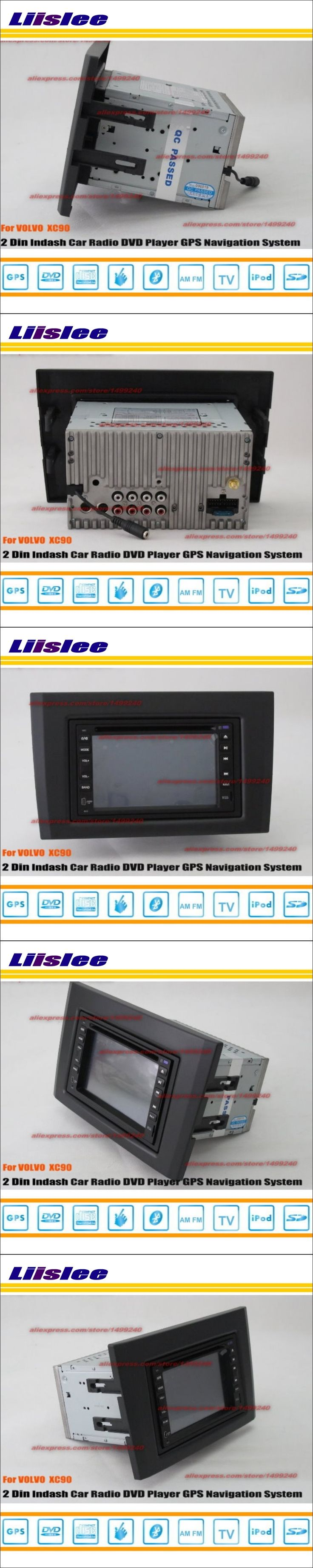 For VOLVO  XC90 XC 90 2002~2013 - Radio CD DVD Player & GPS Navigation System / Double Din Car Audio Installation Set