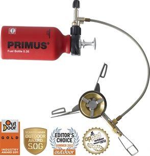 Primus Omnilite Ti - Et avansert multifuel stormkjøkken fra Primus