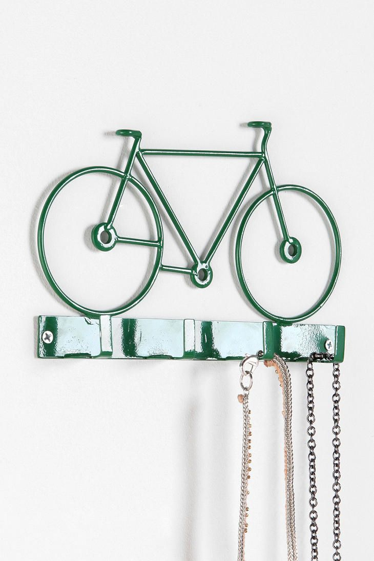 Cycle Wall Hook  #UrbanOutfitters