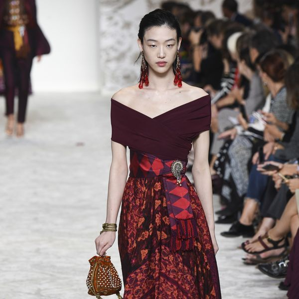 Etro dresses summer 2018 popular