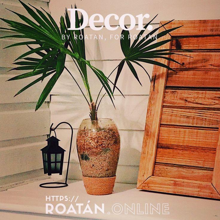 Roatan Decor #honduras #roatan #travel #hotel #canon #explore https://Roatan.Online