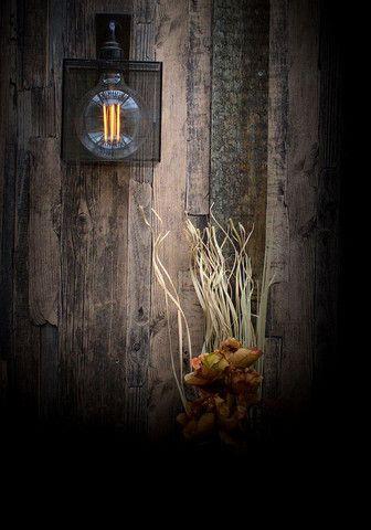 Alchemist Globe Filament Wall Light | thelightyard.com | Vintage Industrial Furniture | Warehouse Home Design Magazine