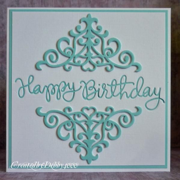 Blue Birthday by Debby4000 - Cards and Paper Crafts at Splitcoaststampers