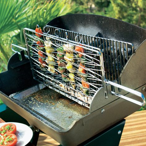 Barbecue charbon de bois Duogrill - CASTORAMA